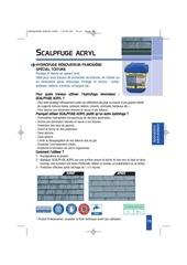 Fichier PDF scalpfuge acryl