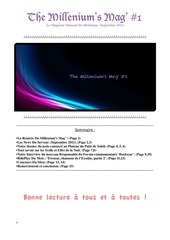 millenium s mag 1 officiel