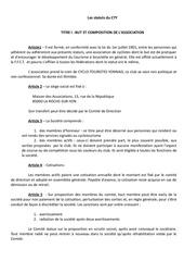Fichier PDF statuts cty
