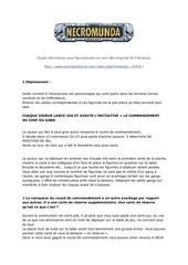 Fichier PDF necromunda regles a la confrontation