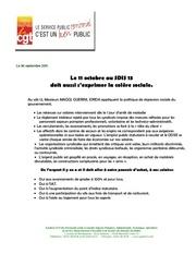 tract specifique cgtsdis13 pour le 11 octobre 2011