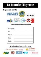 05 questionnaire scolaire journee citoyenne auray septembre 2011 version du 22092011