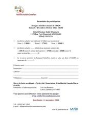 Fichier PDF formulaire de participation banquet ascm
