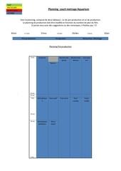 Fichier PDF planning aquarium