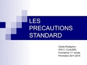 2 10 s1 les precautions standards