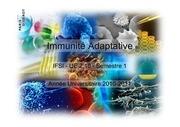 2 10 s1 reponse immunitaire immunite adapative