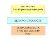 cours ifsi nephro urologie 1e partie