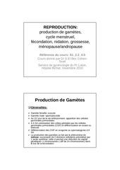 Fichier PDF cours ifsi reproduction production de gametes 2 2 s1