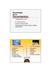 cours ifsi thermoregulation ifsi s1 2 2 3 2 2011 2 levy