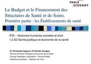 Fichier PDF s3 1 2 1 le budget et financement des structures de sante et de soin 1ere partie