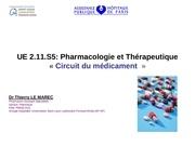 cours ifsi circuit du medicament t le marec