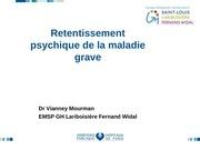 Fichier PDF cours ifsi retentissement psychique de la maladie grave v mourman