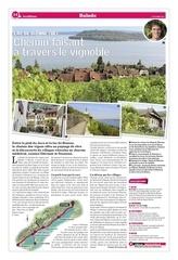 2011 terre et nature sentier viticole
