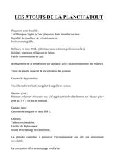 Fichier PDF atout planch atout