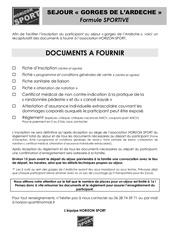 fiche d inscription 1