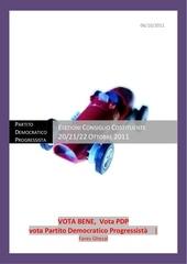 elezioni consiglio costituente pdp 1