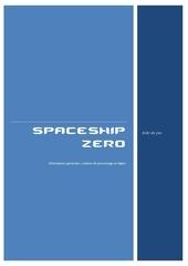 spaceship zero aide de jeu