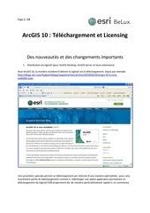 arcgis 10 fr