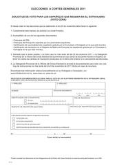 elecgral2011 solicitud voto correocera