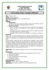 Fichier PDF fiche technique activite affichage