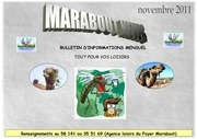 plugin marabout news novembre 1