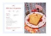recette cake japonais