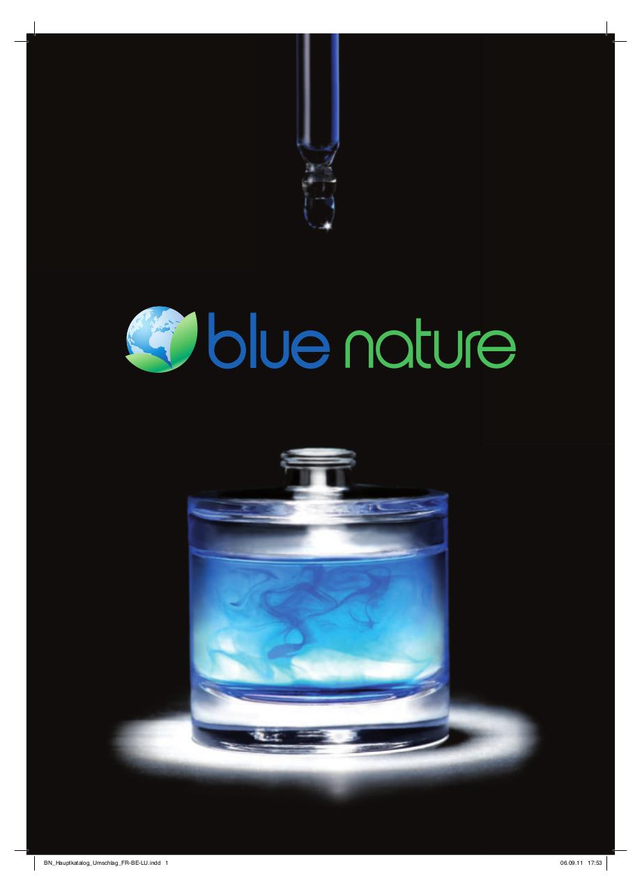 Aperçu du document Documentation_Blue_Nature Catalogue oct. 2011.pdf - page 1/68