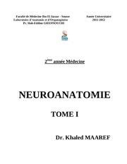 Fichier PDF neuroanatomie tome i