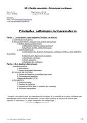 p2 cardio semio pathologies cardio vasc2110