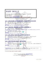 Fichier PDF baby bolly