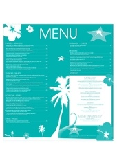 menu plage automne 2011