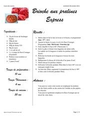 28 10 11 cours de cuisine