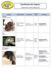 classification rongeurs societe n4d