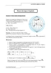 Fichier PDF dea mesure temps longitude