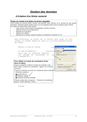 tp2 gestion donnees