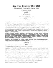 Fichier PDF ley 30