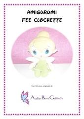 amigurumi fee clochette