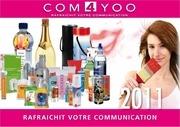 Fichier PDF gamme de produit com4yoo 2
