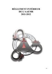 ri aaemr 2011 2012
