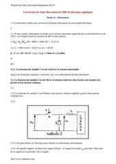 Fichier PDF corrige bac technologique physique appliquee 2006 stielectech