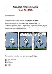 cours pratique la fleur