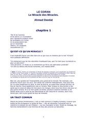 Fichier PDF le coran miracle des miracles