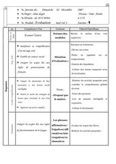 mod evaluation 1et2 5e