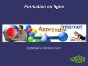 Fichier PDF formation en ligne