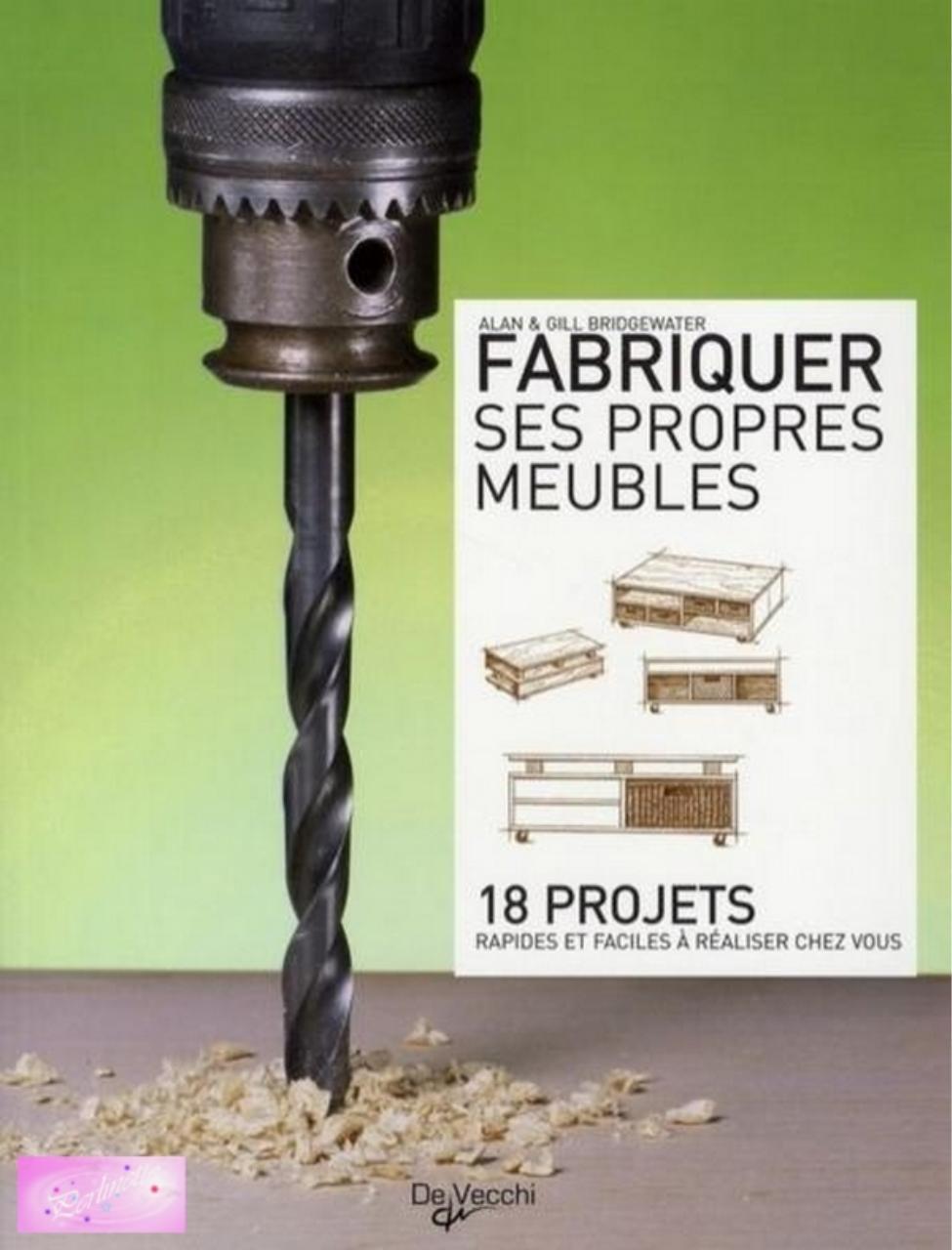 Fabriquer ses propres meubles fichier pdf - Fabriquer ses meubles ...
