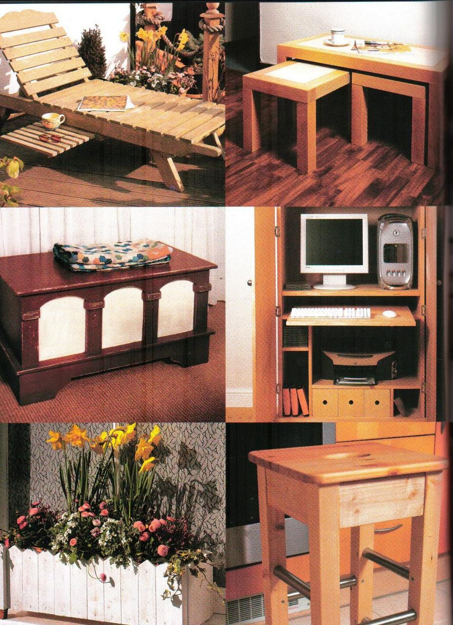 fabriquer ses propres meubles fichier pdf. Black Bedroom Furniture Sets. Home Design Ideas