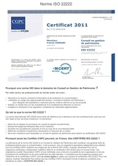 norme iso 22222