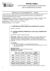 Fichier PDF proces verbal de la seance