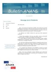 bulletin anans nov 2011