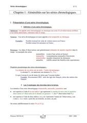introduction series chronologiques chapitre 1